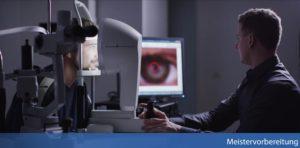 Meistervorbereitung Augenoptik